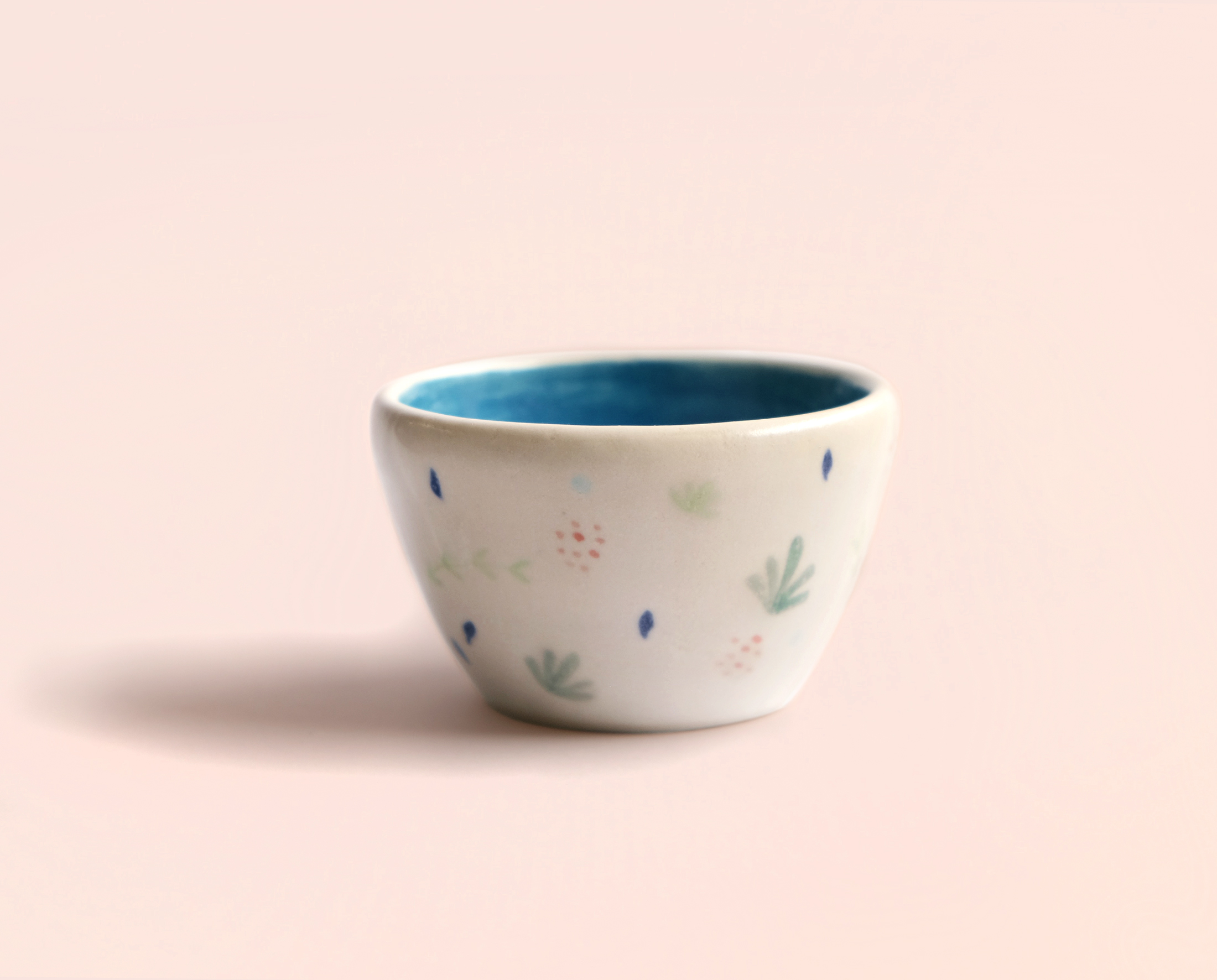 Shapes Pattern Pot by Melanie Miles