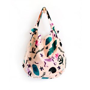 Monkey Scoop Tote
