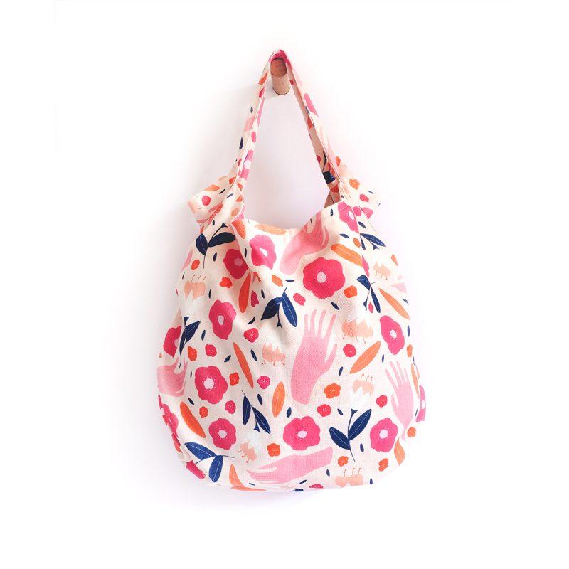 Florist Hands Scoop Tote bag