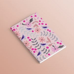 A5 Pigeon Notebook
