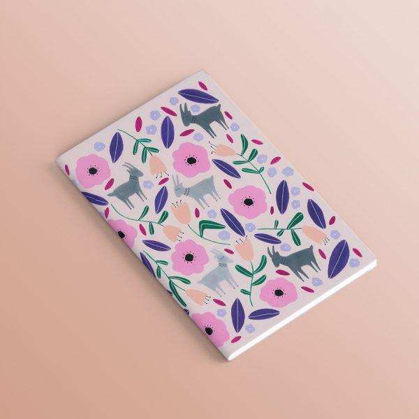 Goat A5 Notebook