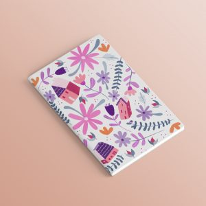 Tiny Houses A5 Notebook