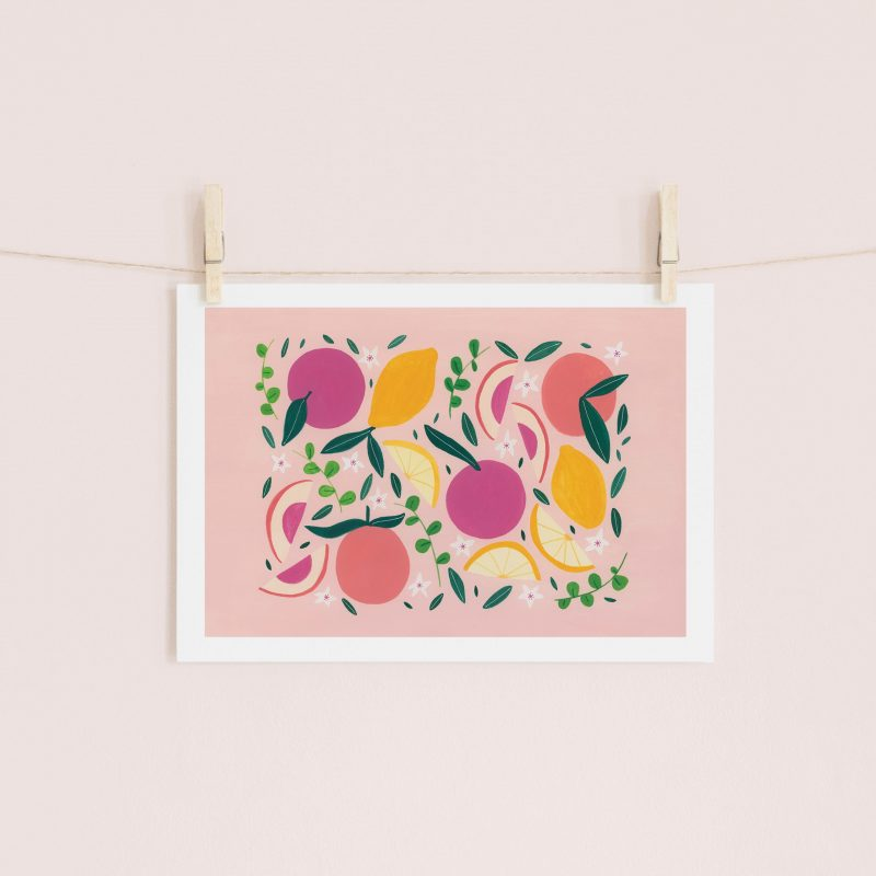 Fruitilicious Fine Art Print