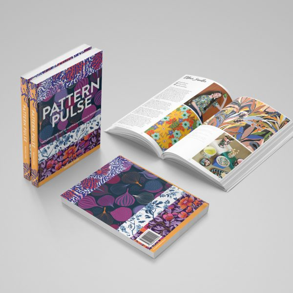 Pattern Pulse book layout