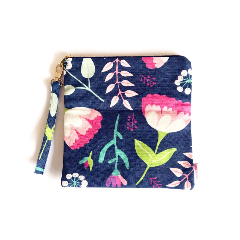 Vintage Floral_Fold Over Clutch_small_unfolded_PS
