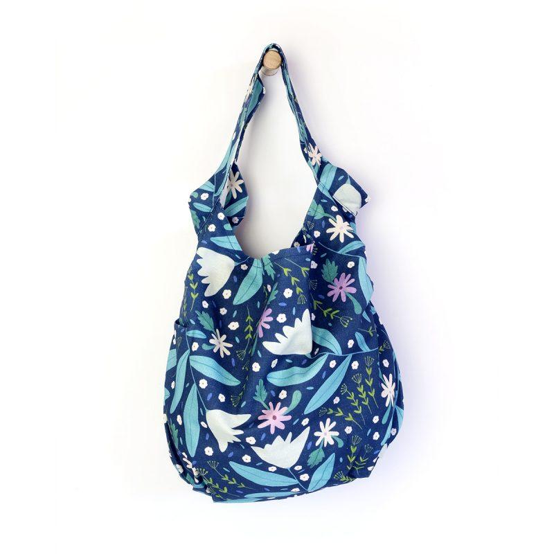 Nightingale Scoop Tote Bag