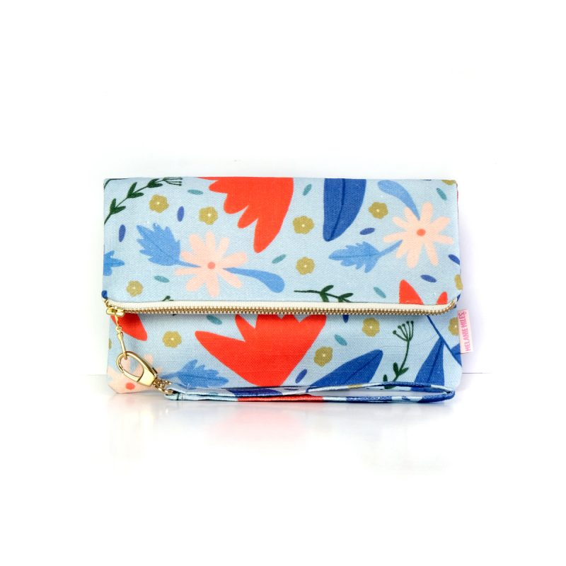 Summer Breeze_Fold Over Clutch_Small_PS